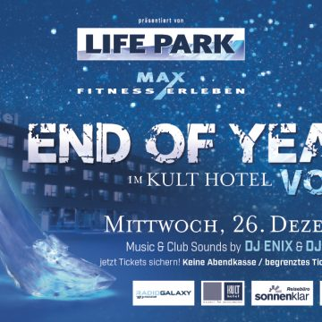 End of the Year 2018 Party