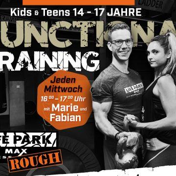 Functional Training für Kids & Teens 14 – 17 Jahre