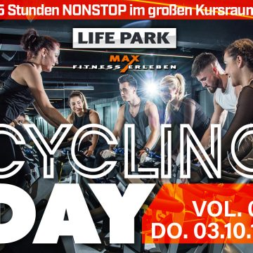 Cycling Day am 03. Oktober 2019