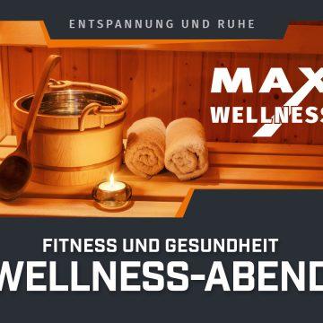 Sauna- und Wellnessabend sowie Specials im LifePark Max DCC