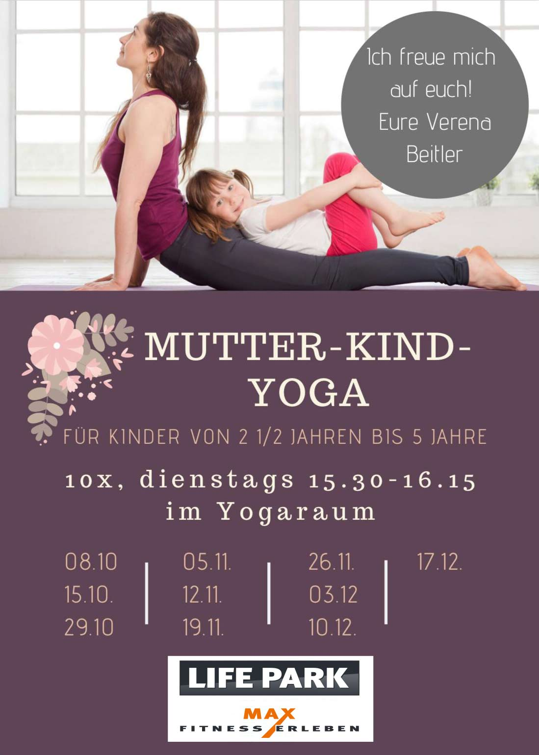 Mutter Kind Yoga