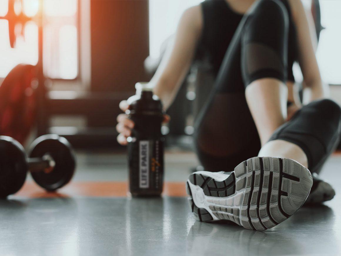 Vorsichtsmaßnahmen aufgrund von Covid-19 · Schließung der Fitnessstudios ab dem 17. März