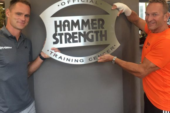 LIFEPARK MAX im Westpark — Official Hammer Strength Training Center