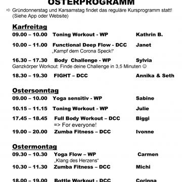 Osterprogramm 21