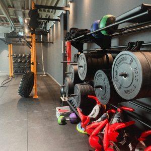 Functional Training im LIFEPARK MAX im Westpark