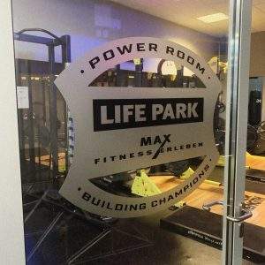Power Room im LIFEPARK MAX im Westpark
