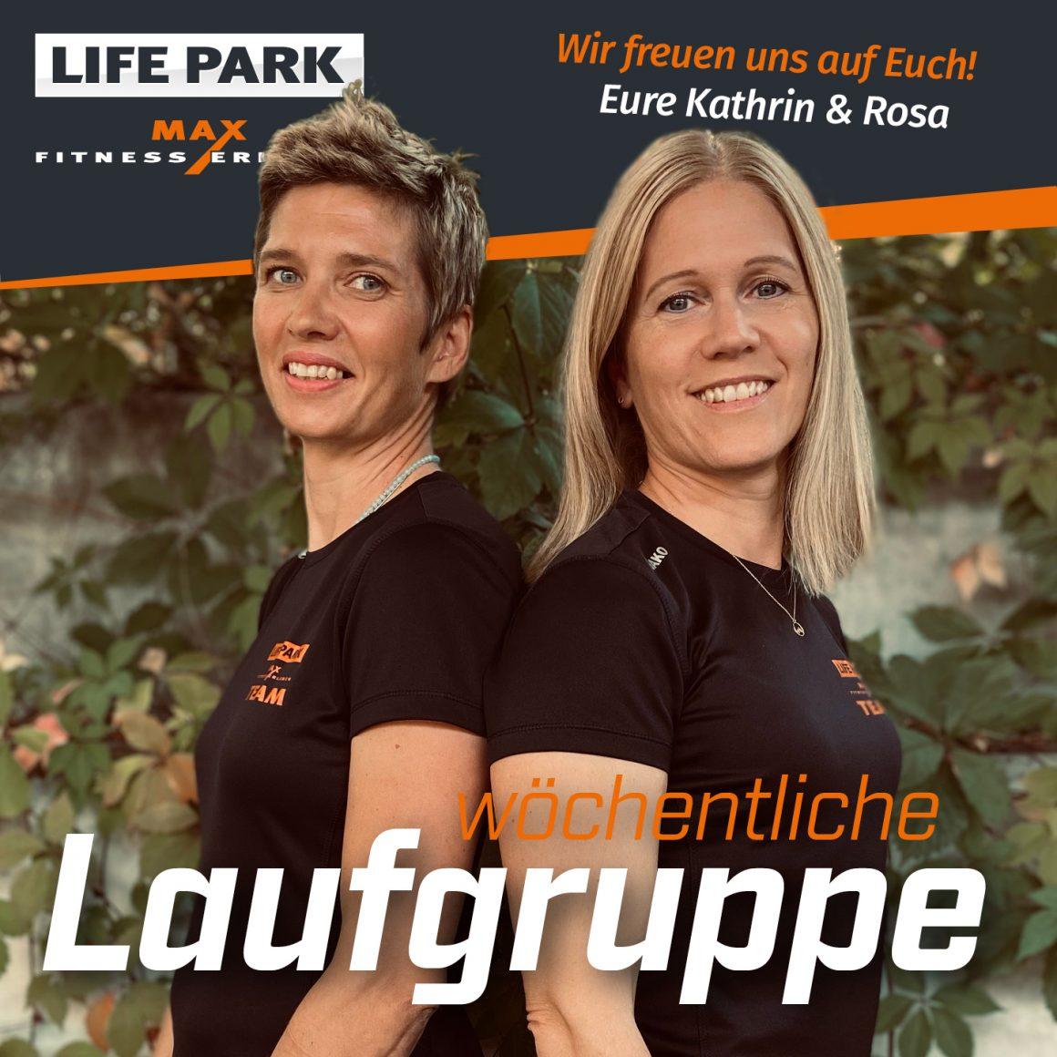 Wöchentliche Laufgruppe wieder ab dem 22.09.2021